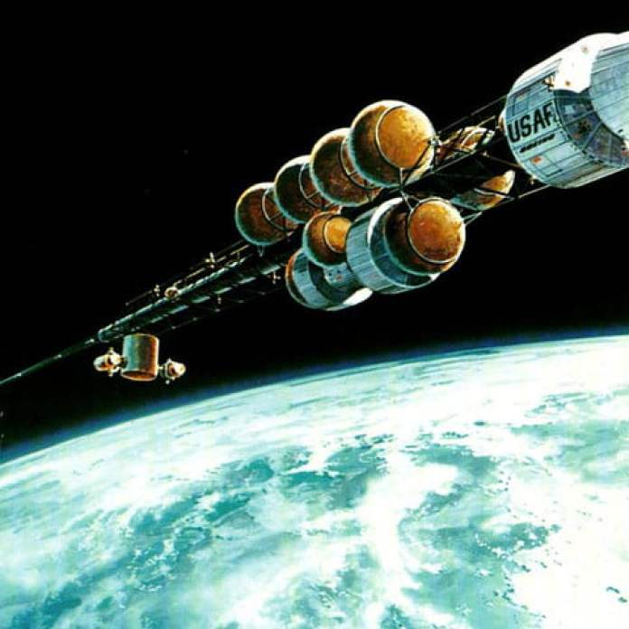weaponized satellites and the cold war in space sdi railgun