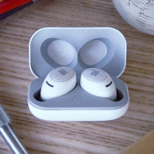soul electronics emotion true wireless earbuds white