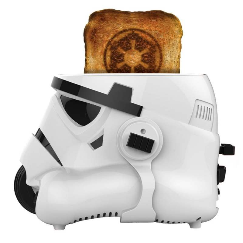 star wars slow cooker storm trooper toaster
