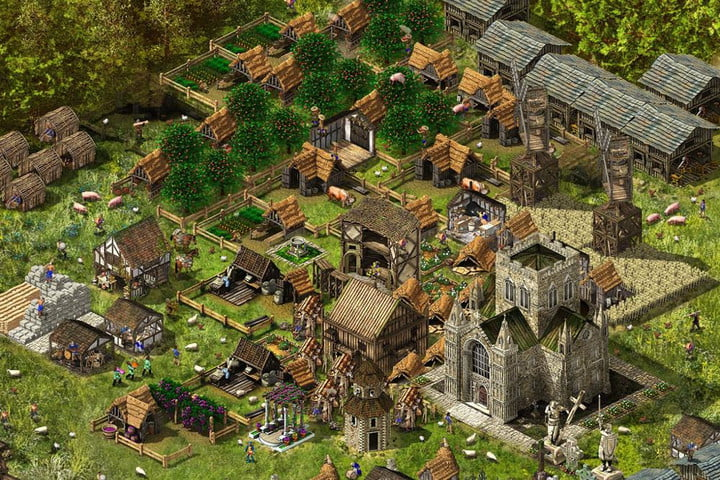 Top Free Strategy Games for PC   Digital Trends excellent pc strategy games that wont raid your wallet  strongholdkingdomsfeature