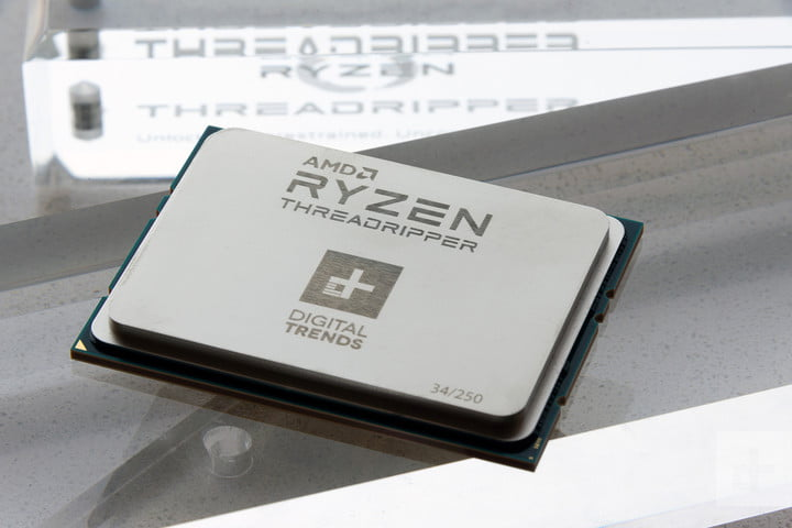 AMD Ryzen Threadripper 1920X 1950X Revisión