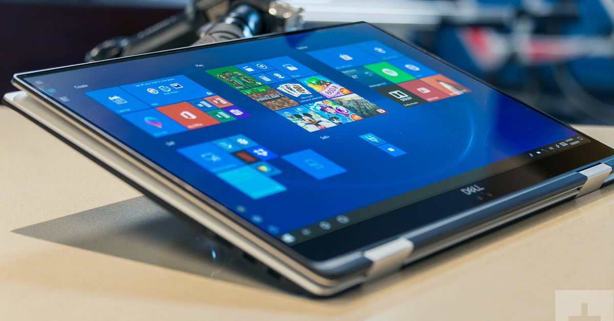 Dell XPS 15 2 In 1 Review An Experiment Gone Right