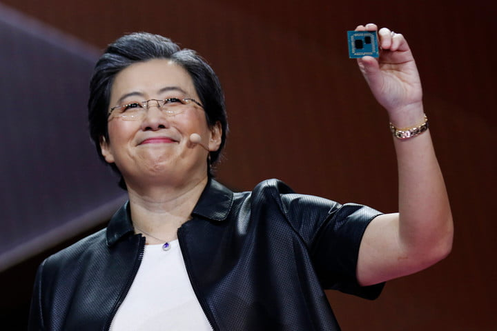 CEO de AMD, Lisa Ku