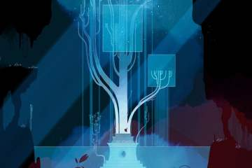 Screenshot of GRIS game on Android
