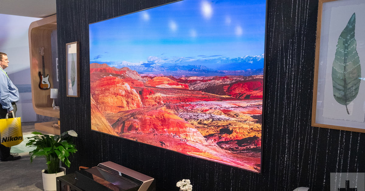 Ces 2019 The Best Tvs Of Ces 2019 All In One Place
