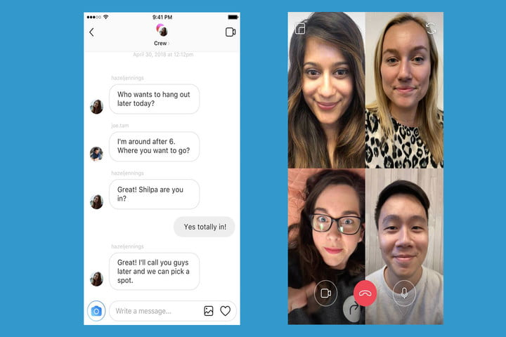 instagram video calling ar studio f8 updates instagramvideocalling