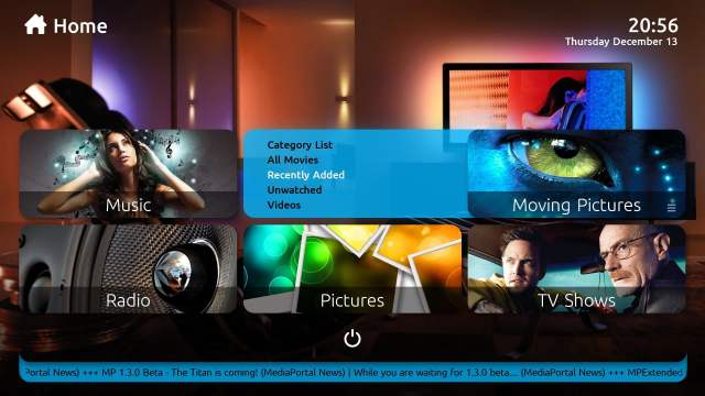 Windows Media Center è morto. Qui sono le migliori alternative
