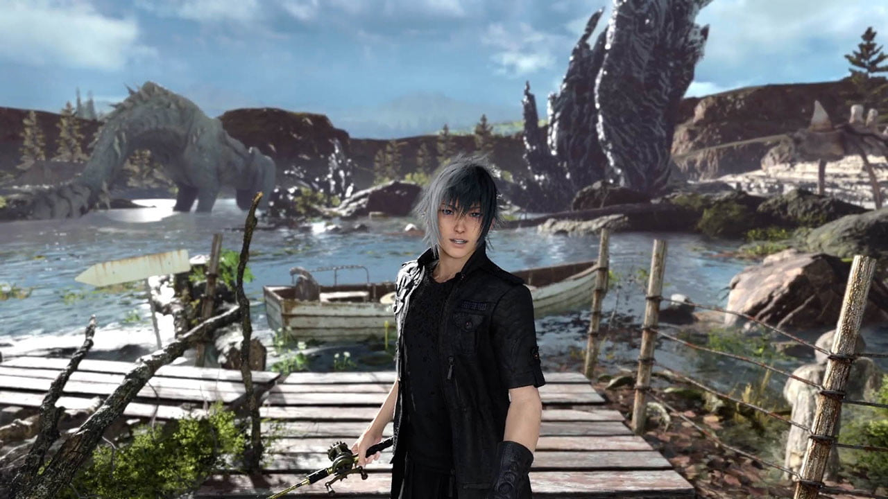 Monster Of The Deep Final Fantasy XV Review
