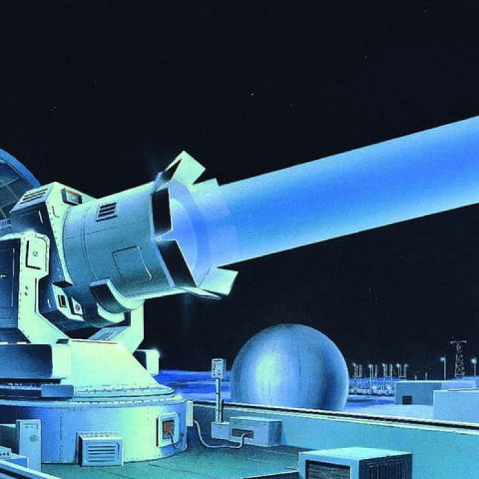 weaponized satellites and the cold war in space soviet ground based laser
