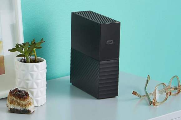 Western Digital 6TB My Book外置硬盘