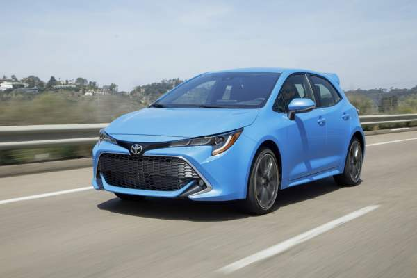 2019 Toyota Corolla Hatchback Review | Digital Trends