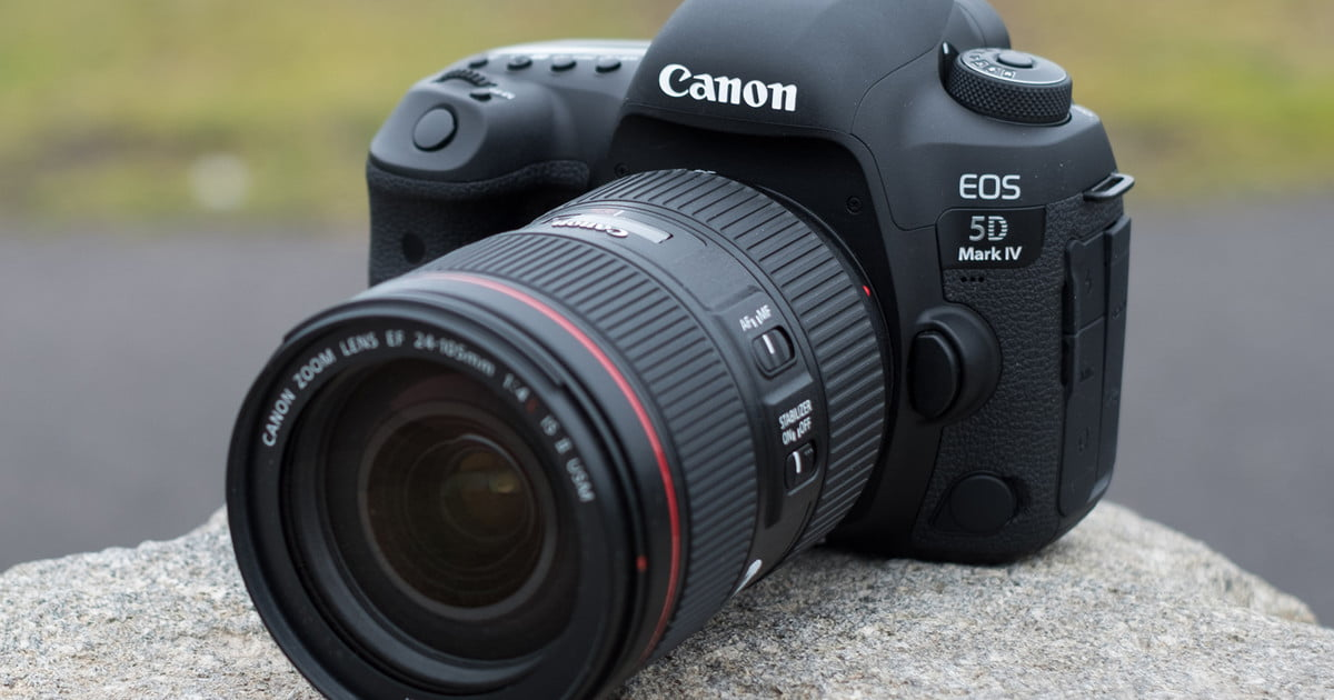 Canon EOS 5D Mark IV Review | Digital Trends