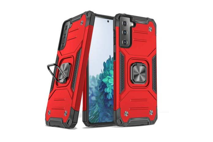 Rebex Heavy Duty Shockproof Case for Samsung Galaxy S21