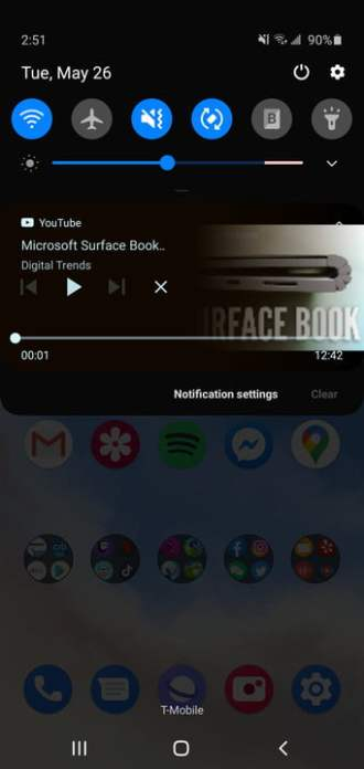 how to play youtube in the background screenshot 20200526 145114 nova launcher