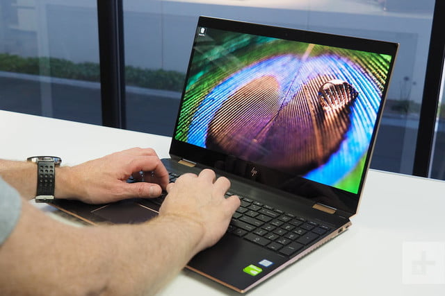 Hp Spectre X360 15 Amoled Review Digital Trends