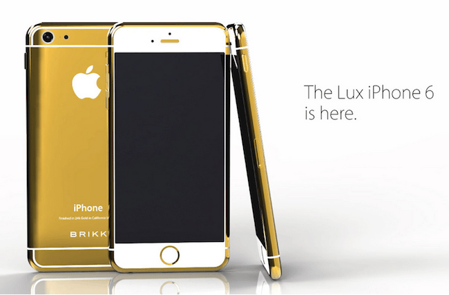 The Gold IPhone 6 Will Look Like This Digital Trends