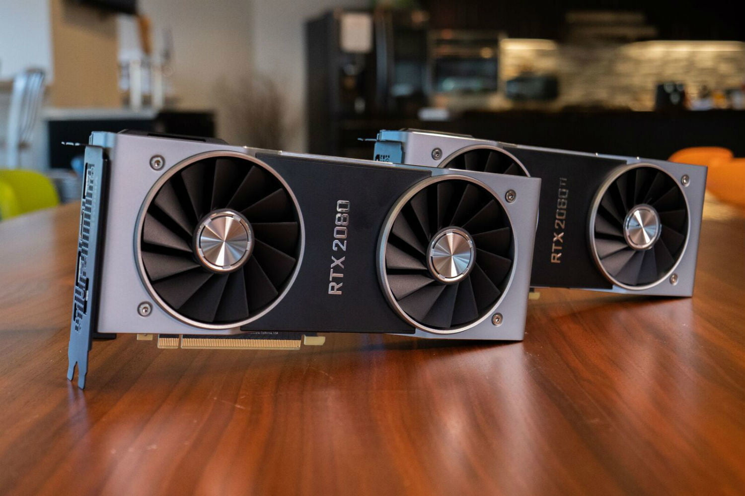 nvidia geforce rtx 2080 vs ti