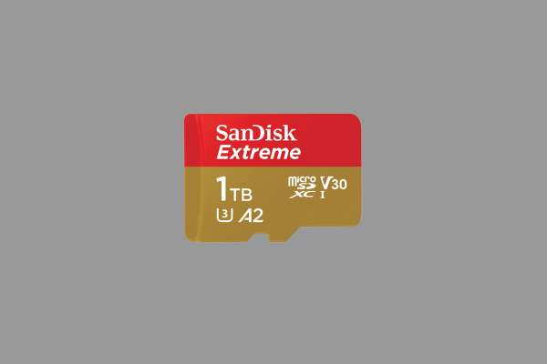 SanDisk Launches Fastest 1TB MicroSD Card Yet at 165MB Per ...
