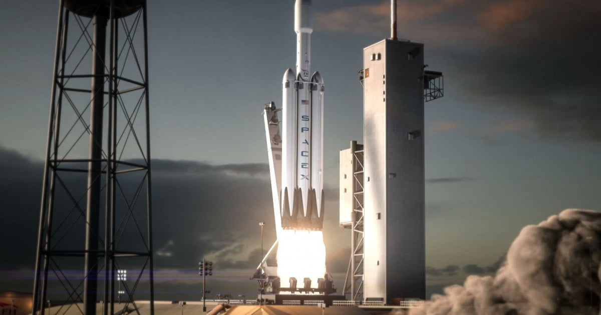 SpaceX Announces Tentative Launch Timeline For Its Massive