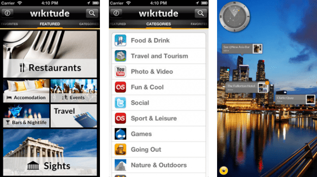Wikitude World Browser (Android/iOS/Blackberry/Windows Phone)