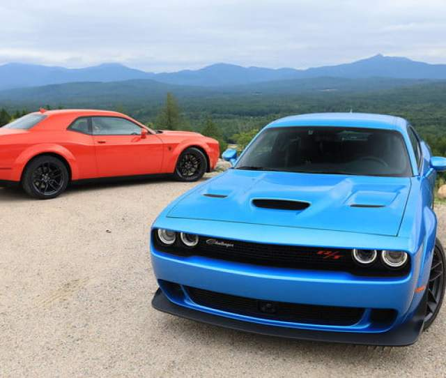 Dodge Challenger R T Scat Pack Widebody Review