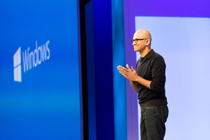 Satya Nadella Build 2015