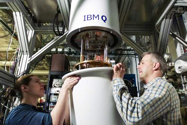 IBM Q brings the power of quantum computing to people who ...