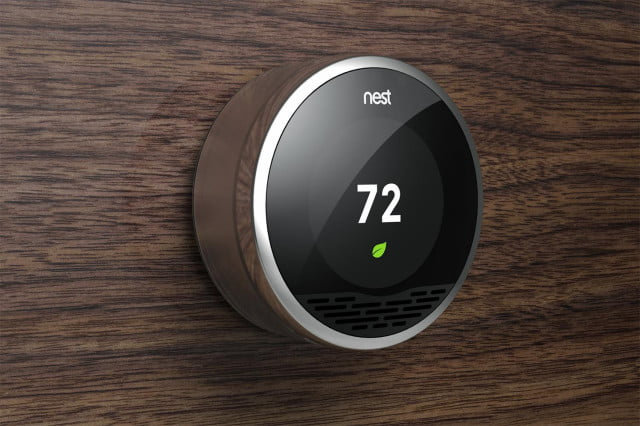 Smart Home Features Nest Programmable Thermostat Tech Homes Technology