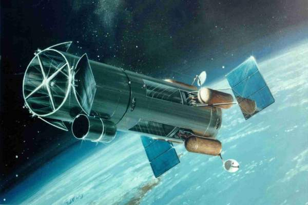 Weaponized Satellites and the Cold War in Space | Digital ...