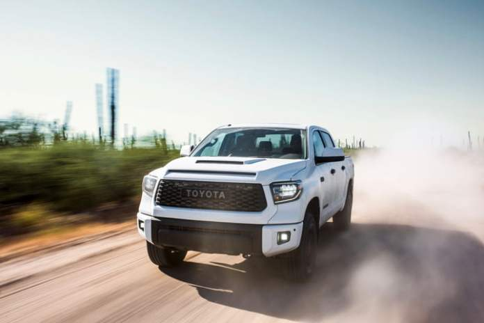 most reliable cars 2019 Toyota Tundra TRD Pro