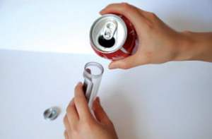 awful ways to charge your phone coke