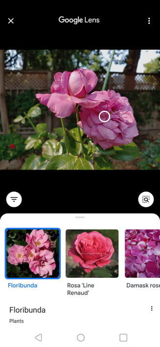 how to perform a reverse image search in android ios lens2