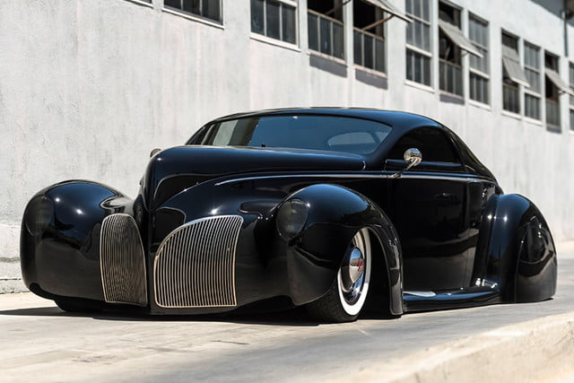 lincoln zephyr subasta  hot rod x c
