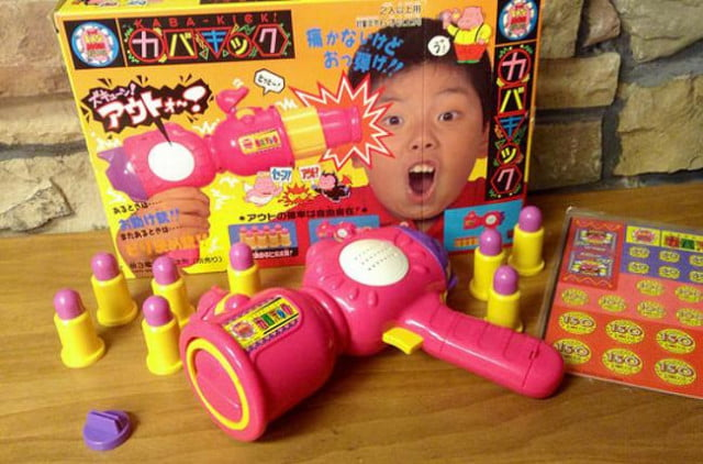 Russian Roulette Toy