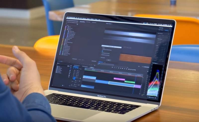 i migliori laptop per l'editing video macbook pro 15 3