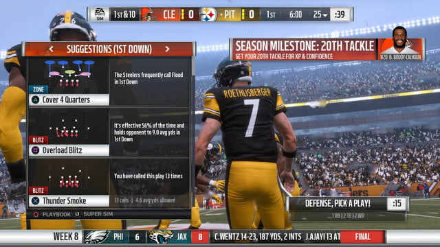 Madden NFL 19 Review A Lot Of Awesome A Little