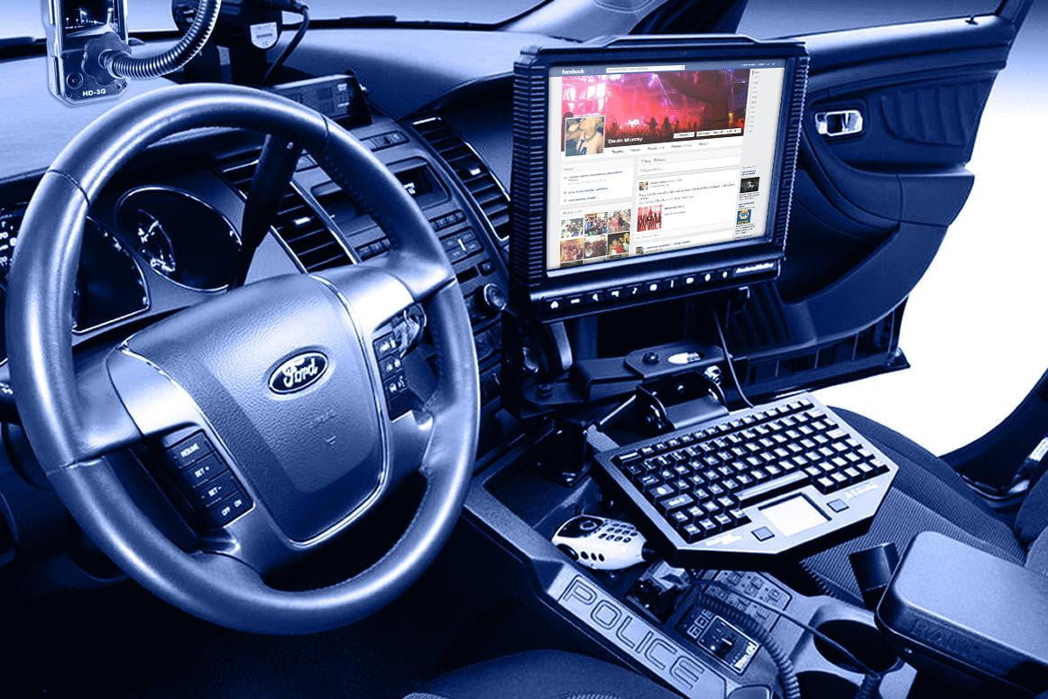 Image result for nigerian police officer using computer