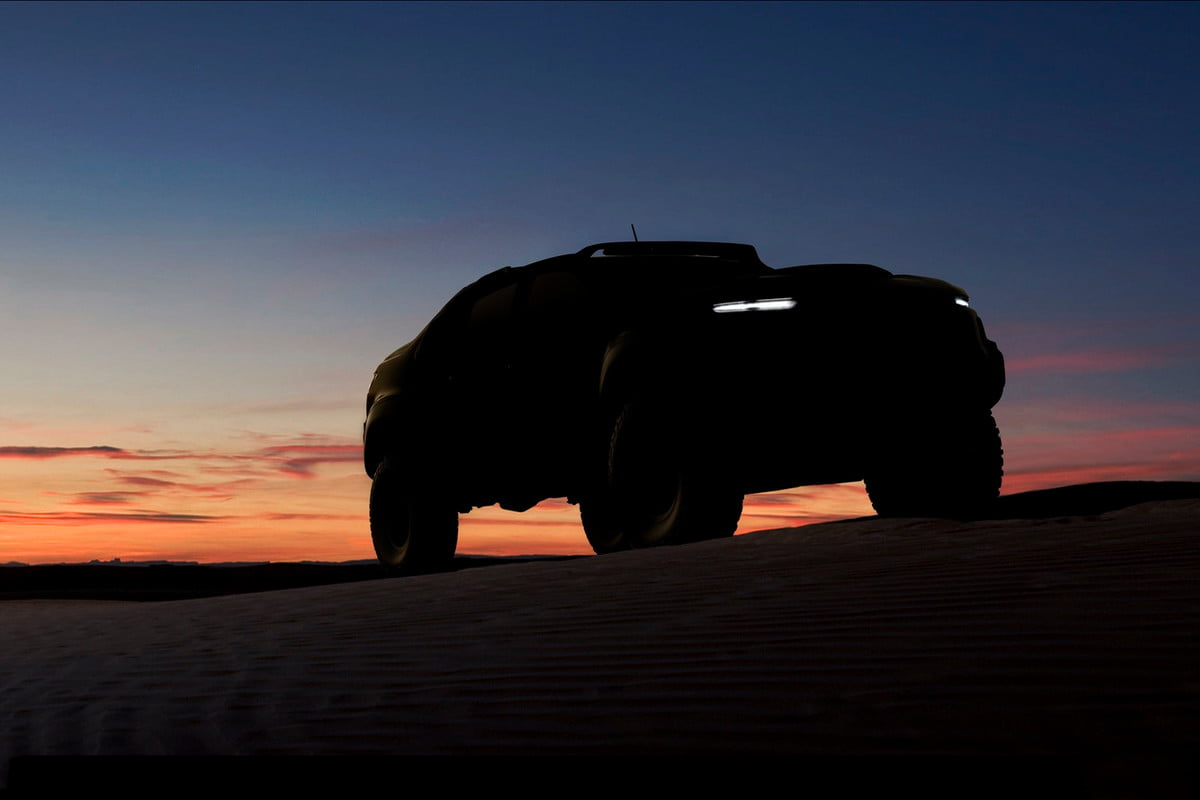 gm and us army to unveil hydrogen fuel cell truck in october chevrolet colorado vehicle teaser