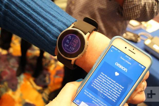 best health gadgets ces 2019 omron heartguide