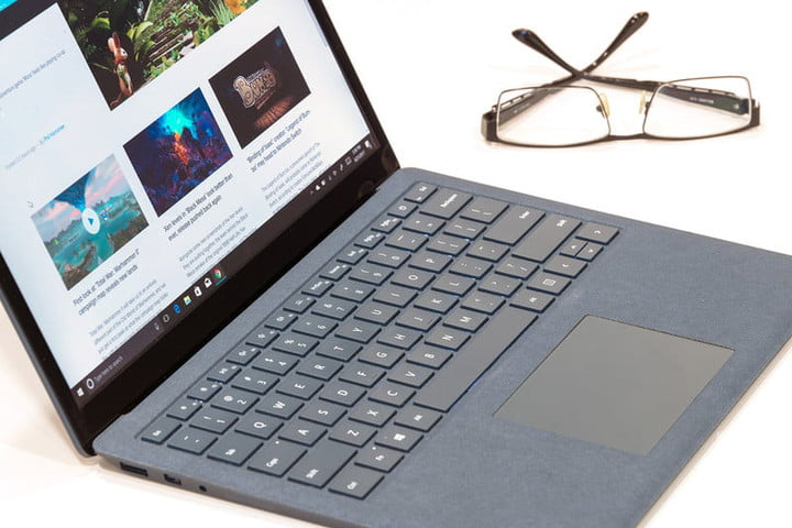 HP Spectre x360 contro il laptop Microsoft Surface
