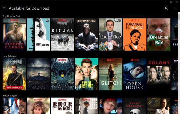 How to Download Movies from Netflix for Offline Viewing ...