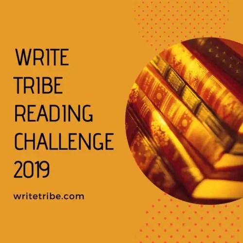 Write Tribe Reading Challenge -2019
