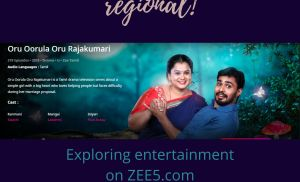 IC goes Regional on #ZEE5