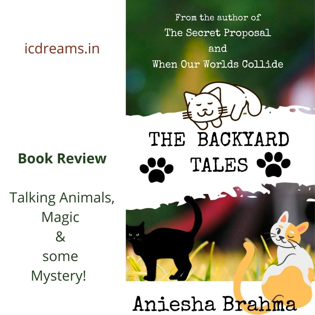 #BookReview The Backyard Tales by Aniesha Brahma