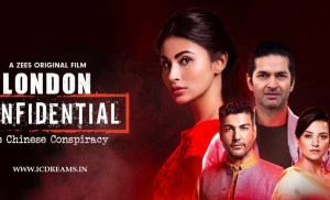 #LondonConfidential – A conspiracy, a traitor, or a political game?  Movie Review