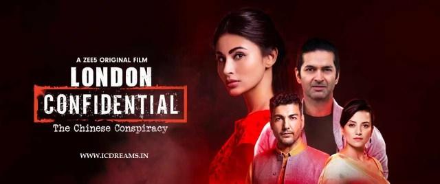 London Confidential Movie Review ICDREAMS