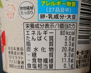 sunao アイス ダイエット