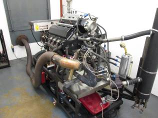 Webster Race Engineering - Turbo Small Block Ford - Street Eliminator