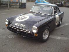 I.C.E.-built FIA 260 Small block Ford