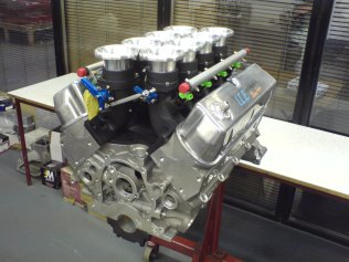 347ci Small block Ford
